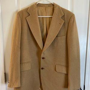 Givenchy Gentleman Paris Vintage Wool Blazer